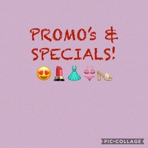 Other - See Ad For PROMO'S! Check your OFFER inbox! 🥰